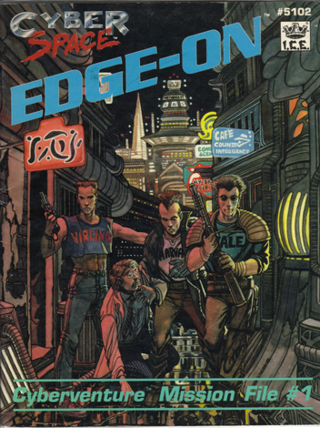 Edge-on Cover