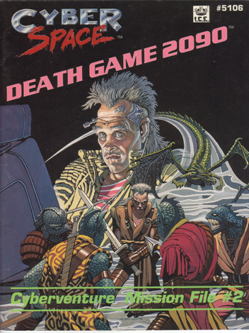 Death Game 2090 Cover