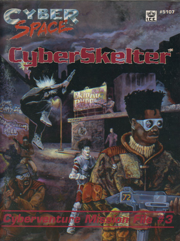 CyberSkelter Cover