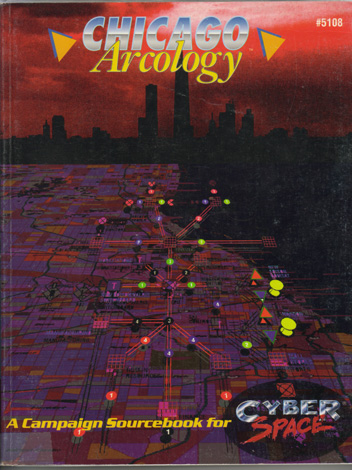 Chicago Arcology Cover