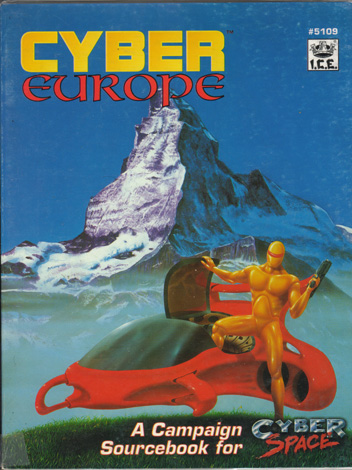 Cyber Europe Cover