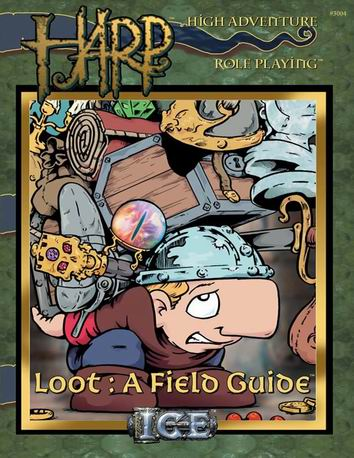 Loot: A Field Guide Cover