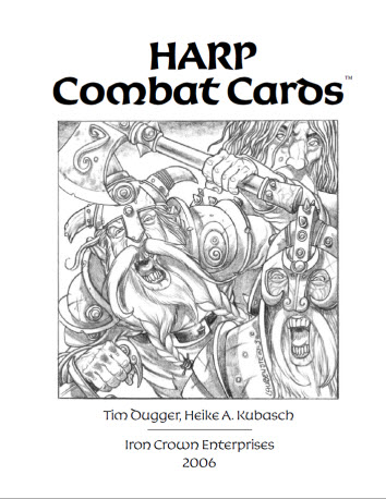 Combat Cards Cover