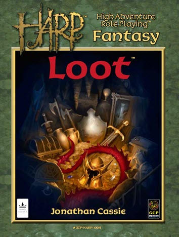 HARP Loot Cover