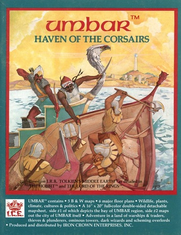 Umbar Haven of the Corsairs Cover