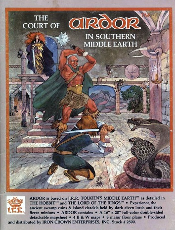 Court of Ardor in Southern Middle-earth Cover