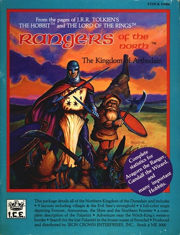 Rangers of the North Cover