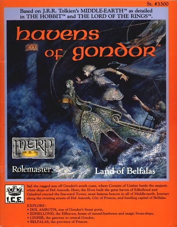 Havens of Gondor Cover