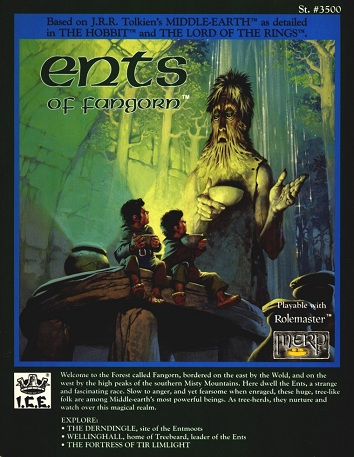 Ents of Fangorn Cover
