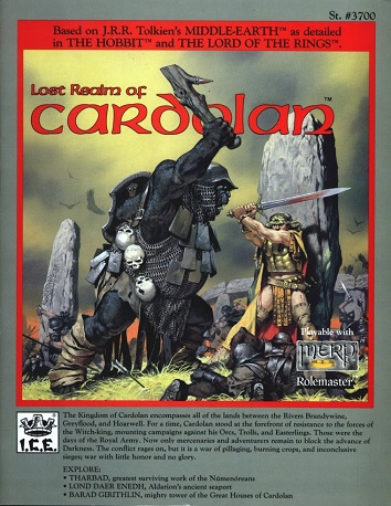 Lost Realm of Cardolan Cover