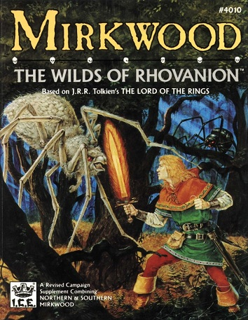 Mirkwood The Wilds of Rhovanion Cover