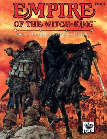 Empire of the Witch King Cover