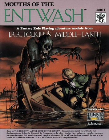 Mouths of the Entwash Cover