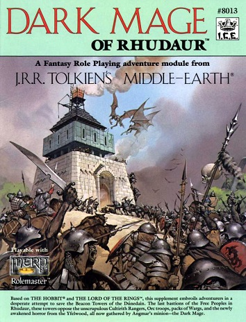 Dark Mage of Rhudaur Cover