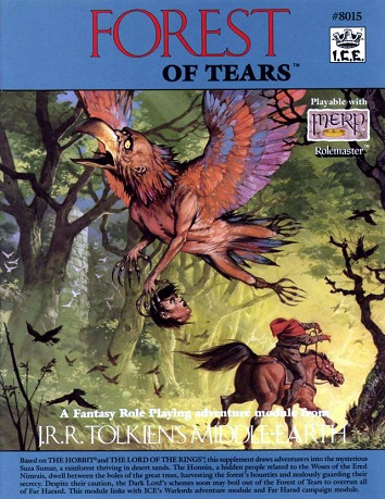 Forest of Tears Cover