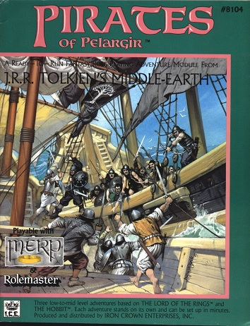 Pirates of Pelargir Cover