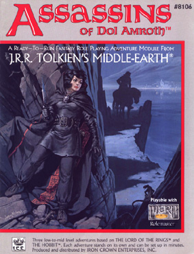 Assassins of Dol Amroth Cover