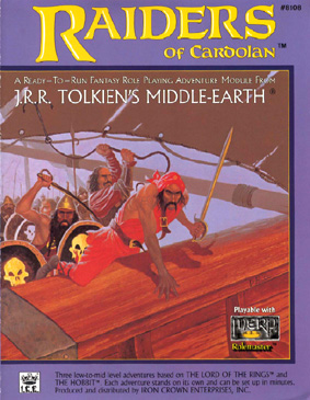 Raiders of Cardolan Cover