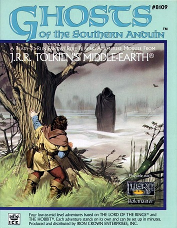 Ghosts of the Southern Anduin Cover