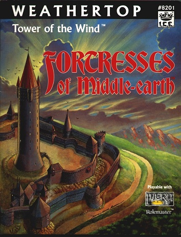Weathertop Tower of the Wind Cover