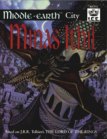 Minas Ithil Cover