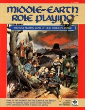 Middle-earth Role Playing (boxed set) (1986, 1985 UK) Cover
