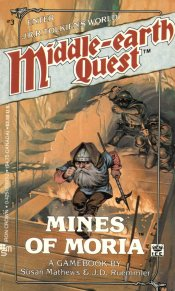 The Mines of Moria Cover