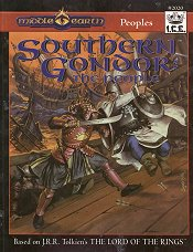 Southern Gondor: The People Cover