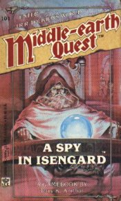 A Spy In Isengard Cover