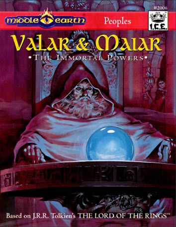 Valar and Maiar Cover