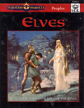 Elves Cover
