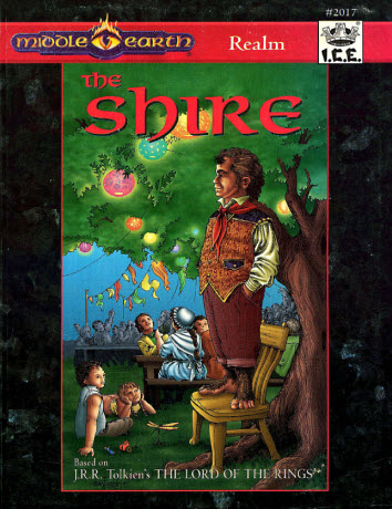 The Shire Cover