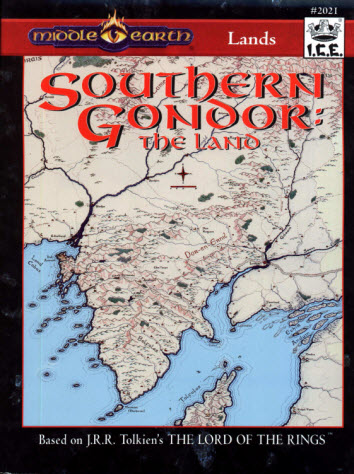 Southern Gondor: The Land Cover