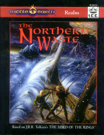 The Northern Waste Cover
