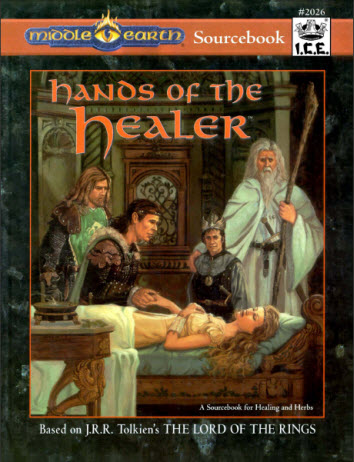 Hands of the Healer Cover