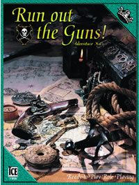 Run Out the Guns Adventure Kit (Boxed) Cover