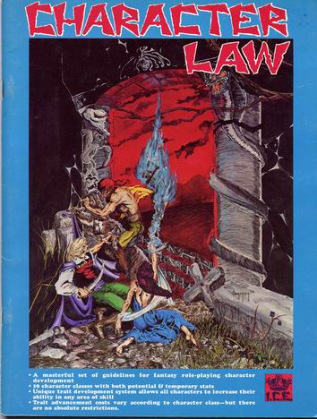 Character Law Cover