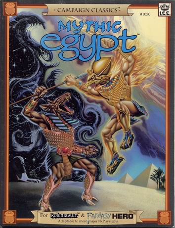 Mythic Egypt Cover