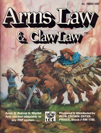 Arms Law & Claw Law Cover