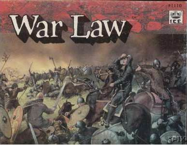 War Law Cover