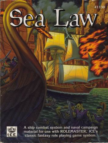 Sea Law Cover