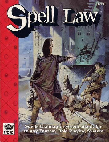 Spell Law Cover