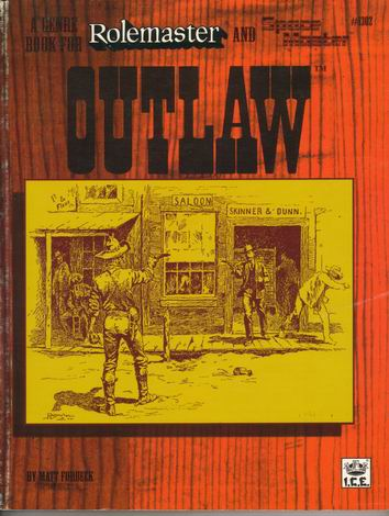 Outlaw Cover