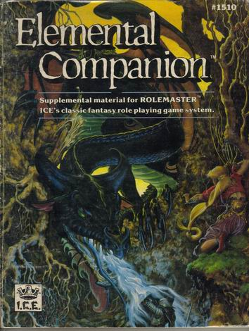 Elemental Companion Cover
