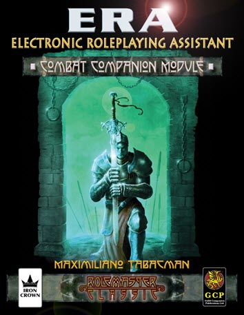 ERA for Rolemaster RMC Combat Companion Cover