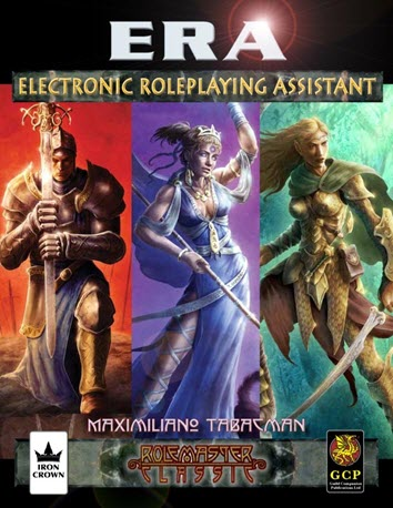 ERA for Rolemaster Cover