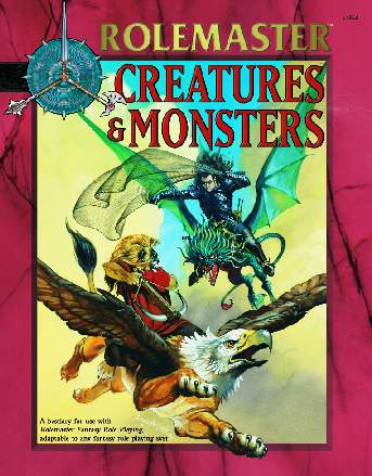 Creatures & Monsters Cover