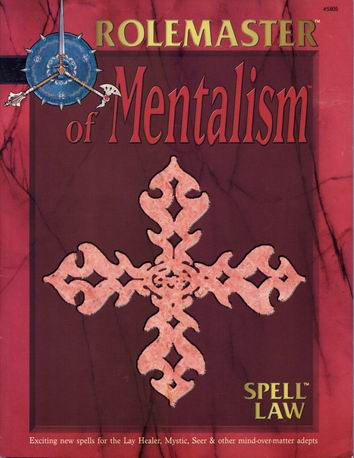 Spell Law: Of Mentalism Cover