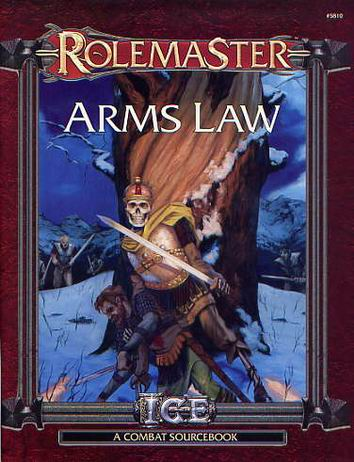 Arms Law / The Armory Cover