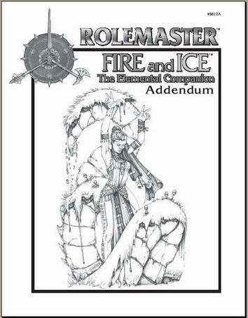 Fire and Ice: The Elemental Companion Addendum PDF Cover